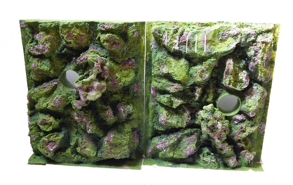 Agua y coral decoraci n de acuarios for Acuarios a medida